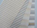 2017 cortinas de rolo Home das telas do poliéster da proteção solar das decorações, 2018 R+T, tela da proteção solar da abertura de 8%