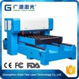 machine de découpage et se plissante du laser 1000W pour le cadre ondulé