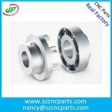 Anodisierte Teile des hohe Präzision CNC-maschinell bearbeitende Aluminiumteil-/CNC Aluminium