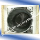 Creuset d'alliage de molybdène de tungstène pour la fonte de four de vide