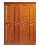 Шкаф комода мебели спальни твердой древесины (M-X2010)