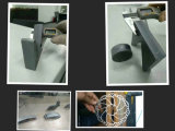 Лист наивысшей мощности металлический обрабатывая автомат для резки лазера волокна CNC
