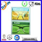 플라스틱 프레임 안경알 접착성 코 패드