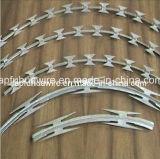 Ячеистая сеть бритвы /Spiral ячеистой сети бритвы/Concertina провод Neting бритвы