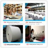 Papier enduit de poids léger supérieur pour des magasins d'impression