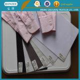 Scrivere tra riga e riga fusibile scrivente tra riga e riga lavorato a maglia filo di ordito tessuto tricot della fabbrica per la camicia