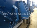 L'acqua delle parti incastrata di un mattone in aggetto ricicla il vaglio oscillante ad alta frequenza della macchina per disidratazione delle parti incastrata di un mattone in aggetto