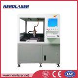 Kleine hohe Präzisions-Laser-Ausschnitt-Maschine für das Metallblatt-Lochen