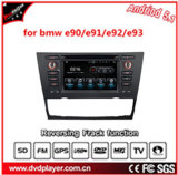 Carro DVD GPS do Android 5.1 do perseguidor do carro de Hla 8798 GPS para o navegador do GPS do carro E90/E91/E92/E93 de BMW 3