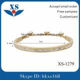 Späteste Entwurfs-Form-Schmucksache-Stahlarmband-Armbänder