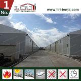 Barraca do armazém da alta qualidade com paredes duras