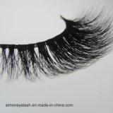 Ресница черных материалов норки цвета естественных косметическая для вечеринки по случаю дня рождения
