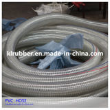 Steel Wire Reinforced PVC Suction Hose for Draining