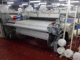 スマートな高いカウント高密度ファブリック綿の空気ジェット機の織機の編む機械
