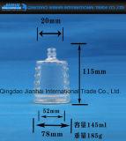 Het vierkante Kleine Glaswerk van de Fles van het Bier van het Volume