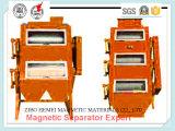 CXJ-100-3 de la serie de polvo seco Permanente separador de tambor magnético para la industria química, vidrio, cerámica, alimentos, piensos, Química