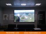 Fixos ao ar livre internos instalam o anúncio da tela de indicador video do diodo emissor de luz do arrendamento/sinal/Panle/parede/quadro de avisos/módulo