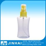 Frasco plástico desobstruído do pulverizador do frasco 120ml 4oz do pulverizador da névoa do animal de estimação