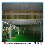 Plataforma de aço do racking do mezanino ajustável popular de Nanjing China