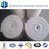 Couverture en aluminium de fibre en céramique de laines de silicate