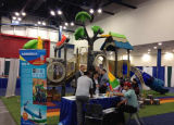 Novo Parque de Diversão para Crianças Champaign Tree