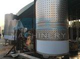 衛生工場価格の乳糖のCassawaの澱粉のワインの発酵タンク(ACE-FJG-3H)