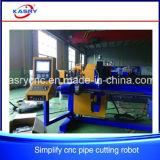 Автомат для резки плазмы CNC Gantry для трубы нержавеющей стали