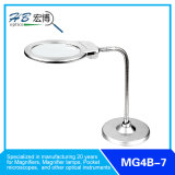 Lámpara de pie de mesa con lámpara LED