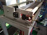 HDPE / LDPE ABA doble tornillo Película de plástico que hace la máquina