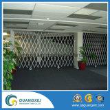 옥외 알루미늄 유연한 움직일 수 있는 접히는 방벽 문