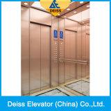 Тракция Vvvf управляя лифтом виллы пассажира селитебным с качеством FUJI