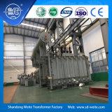Estándar del IEC, 31500kVA---enrollamientos de 180000kVA 230kV dos, transformador de potencia inmerso en aceite de la en-Carga