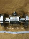 Válvula de esfera de aço forjada de alta pressão