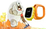Montre intelligente de traqueur de GM/M 3G GPS de montre-bracelet de Bluetooth d'enfants