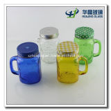 каменщик Jar 16oz 450ml Labeling Glass с Logo