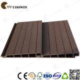 Revestimiento de madera de madera de la pared del Faux impermeable al aire libre