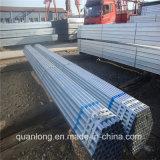 Pipes&Tubes d'acciaio galvanizzato tuffato caldo rotondo