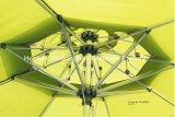 зонтики патио двойного слоя 2.7m алюминиевые для напольной мебели (PU-0027AD)