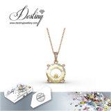 Het Kristal van de Juwelen van het lot van de Tegenhanger & de Halsband van de Reis Swarovski