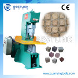 セリウムCertificated Semi Automatic 20tons Hydraulic Cobble Stone Splitting Machine
