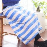 Cobertor contínuo pequeno da flanela do cobertor do poliéster (SR-B170316-44)