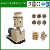 Uso da planta da biomassa, máquina de madeira da pelota da serragem