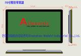 """70-duim de van uitstekende kwaliteit van het Grote Scherm de """" Androïde Opgezette speler-Muur van de Advertentie van het Systeem"""