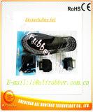 ライオン電池の冬の電気作動させた熱くする靴の中敷の使用