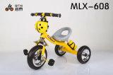 아기 세발자전거, 아이 3개의 바퀴 자전거, 자전거에 아이들 탐