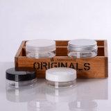 30ml de transparante Hoogwaardige Plastic Kruik van Schoonheidsmiddelen (NJ0701)