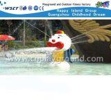 Jogo dos desenhos animados da água engraçada sobre Stock (HD-7104)