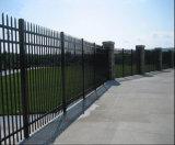 수비대 강철 말뚝 울타리 또는 수비대 방호벽