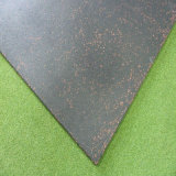 Tegel van de Bevloering van de Speelplaats van de Tegel van de Vloer van de Tegels van de kleur de Industriële Rubber Vierkante Rubber Rubber