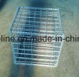 高品質によって溶接される電流を通された石造りのGabion
